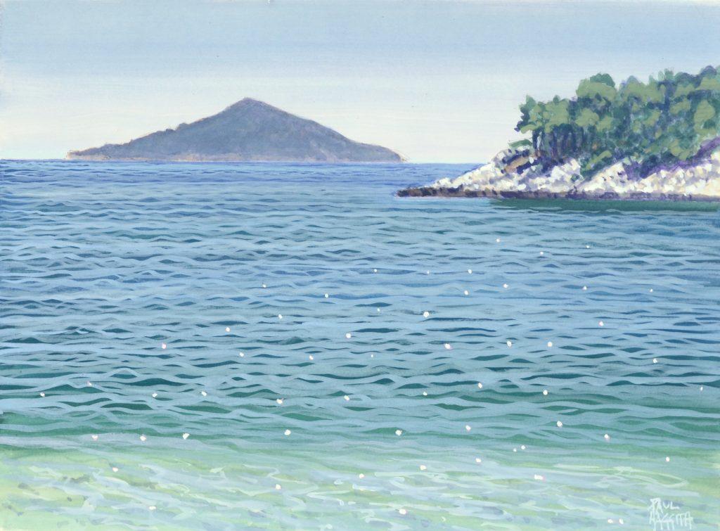 Island Shoreline no. 2
