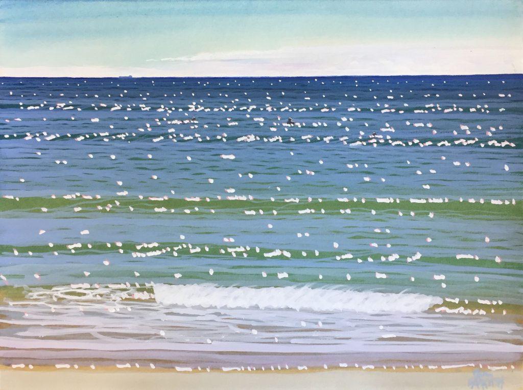 Into the sea no.1