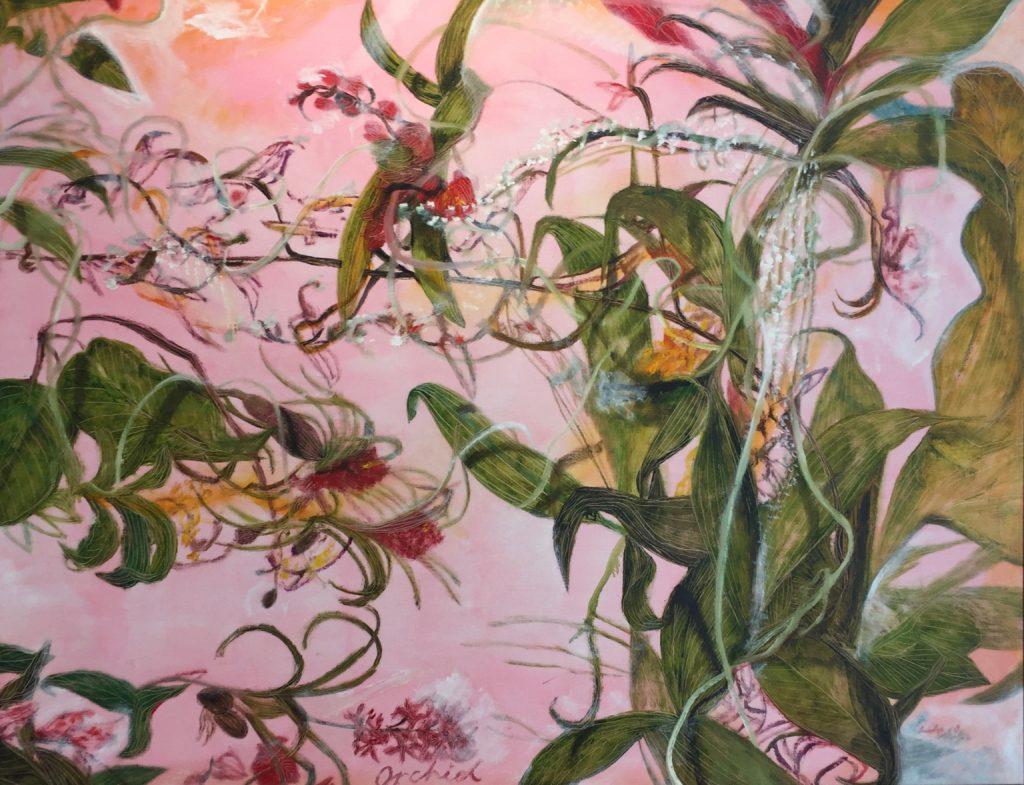 Gold Coast Floriegium (Orchid)
