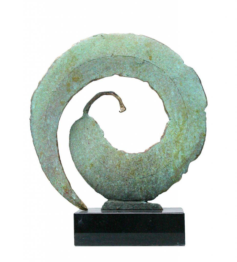 Infinity leaf