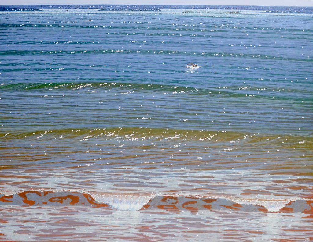 Into the sea no.2