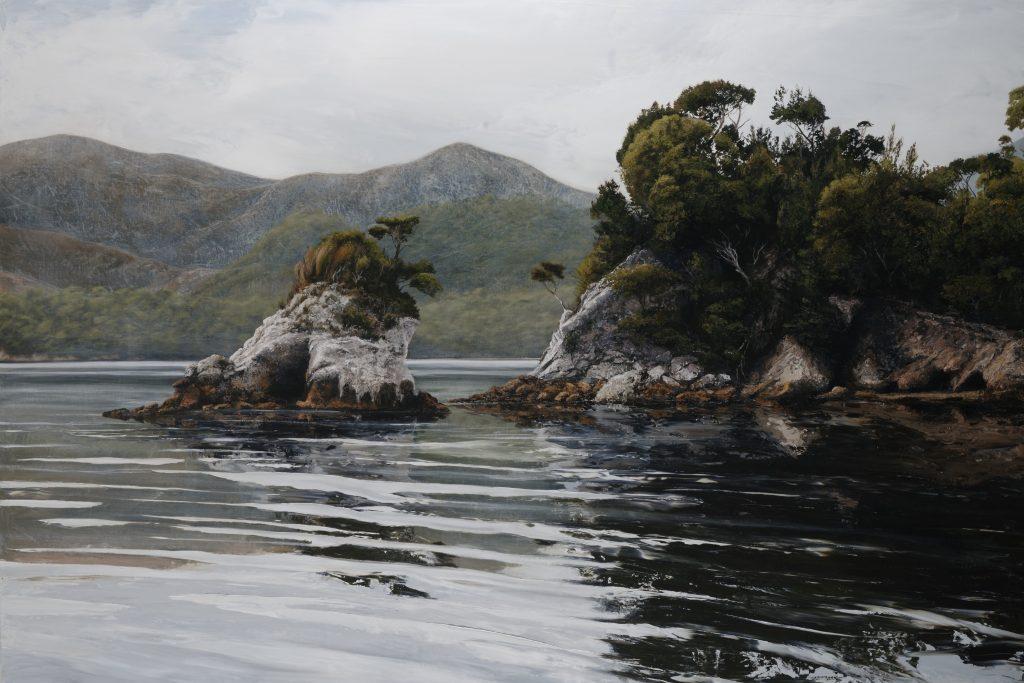 Celery Top Islands – Bathurst Harbour II