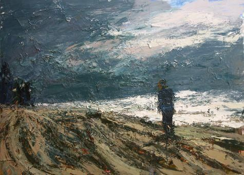 Solitude – Beach Walk