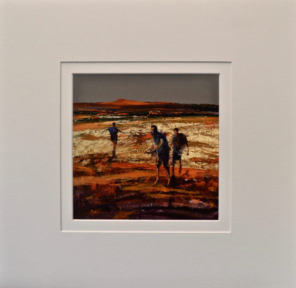 The Opal Miners