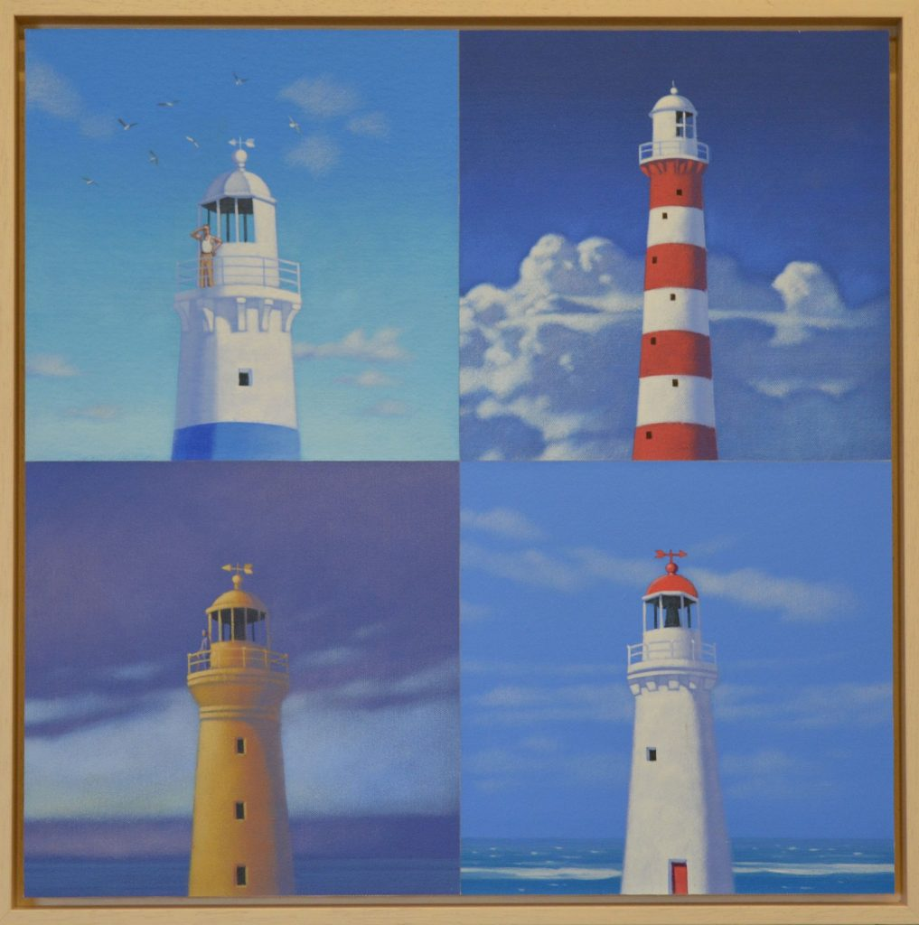 Lighthouse collage 1
