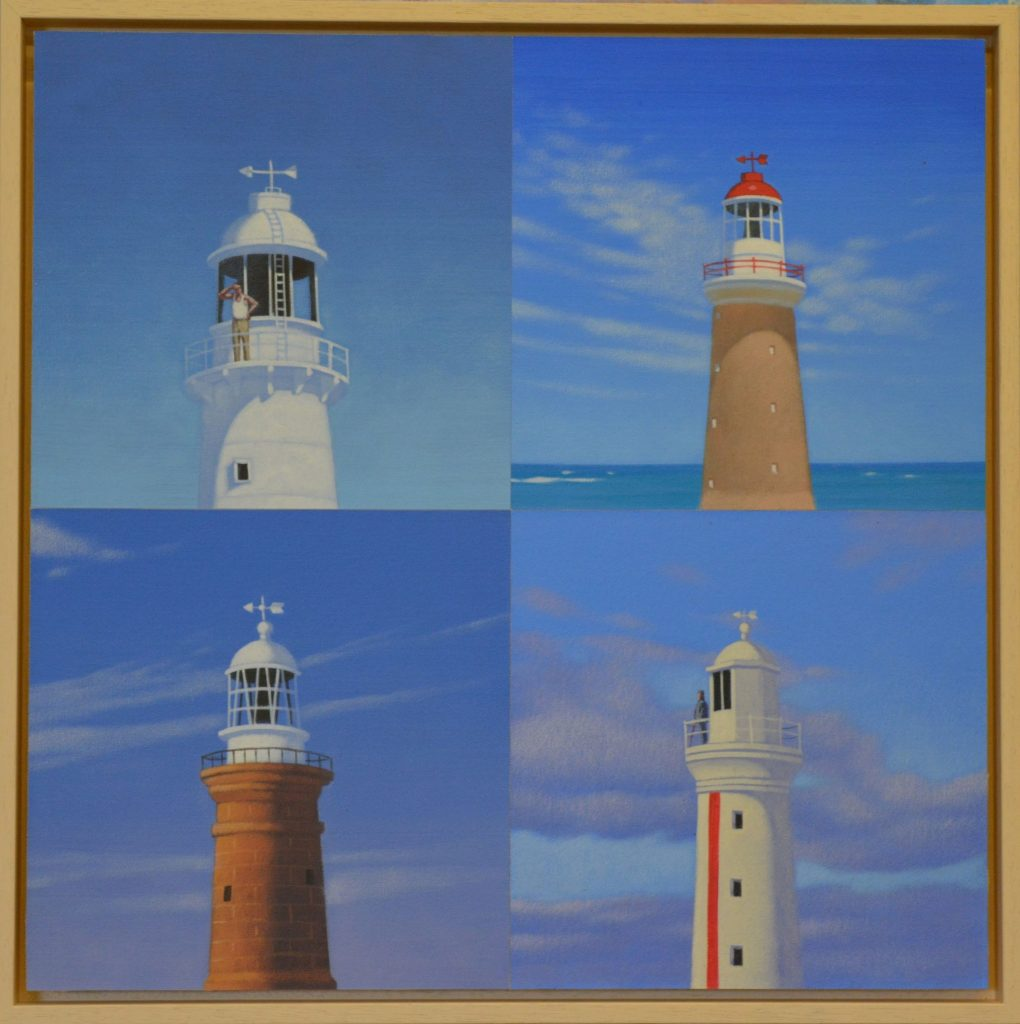 Lighthouse collage 2