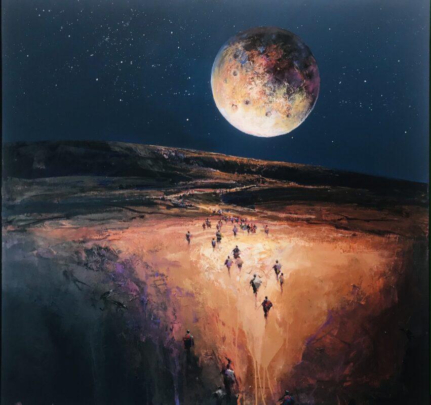 Evening Passage 2020