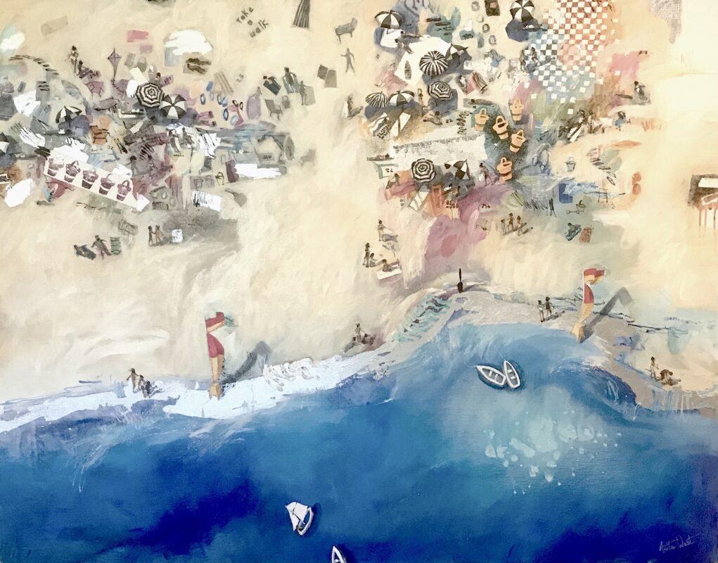Kirra Beach 2, 2020