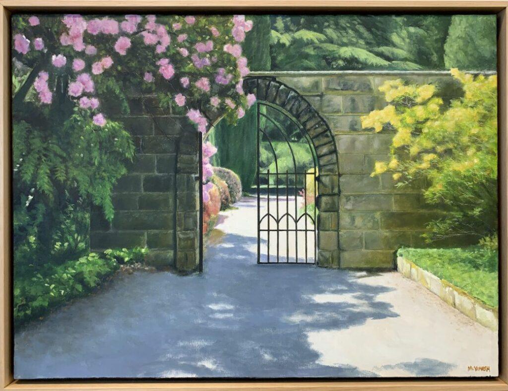 The Garden Beyond the Gates